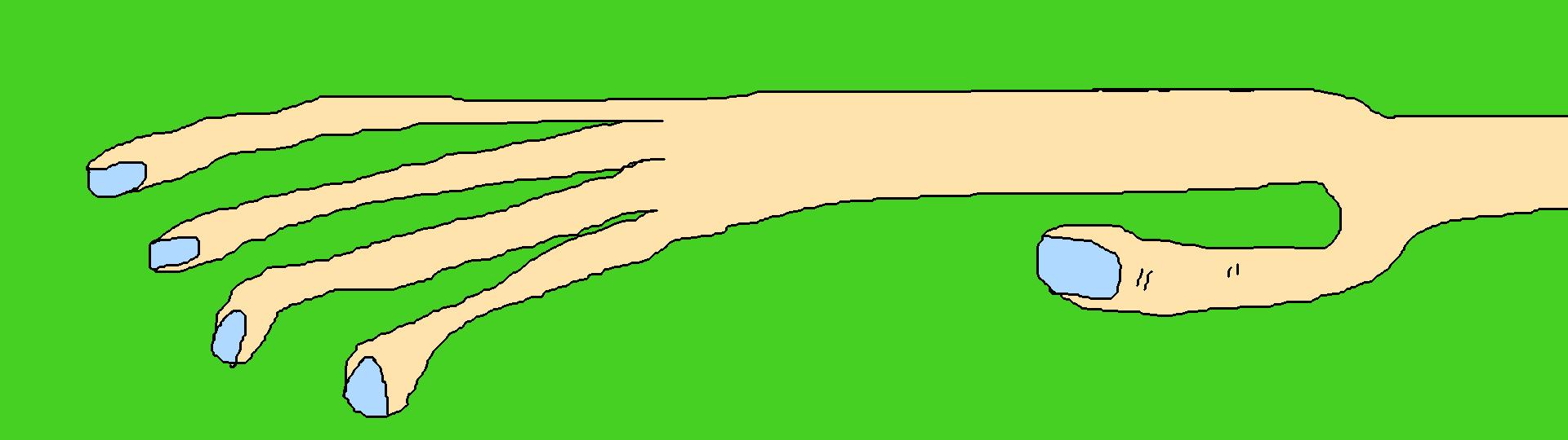 Lange Hand