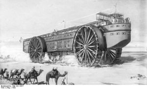 Bundesarchiv Bild 102-13577, Entwurf eines Wüstenschiffs, Zeichnung.jpg