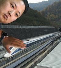 KimJongUn mit seiner Modelleisenbahn.jpg