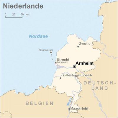 Die Niederlande 2050