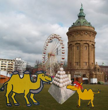 Mannheimer Kameldungkugelnpyramide.jpg